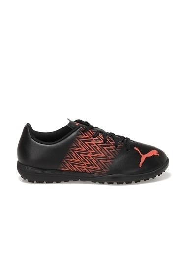 Puma Tacto Tt Jr Erkek Çocuk Halı Saha Ayakkabısı Siyah